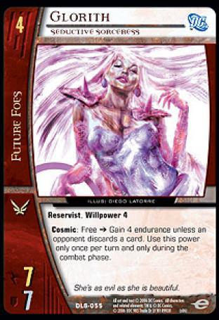 Glorith, Seductive Sorceress