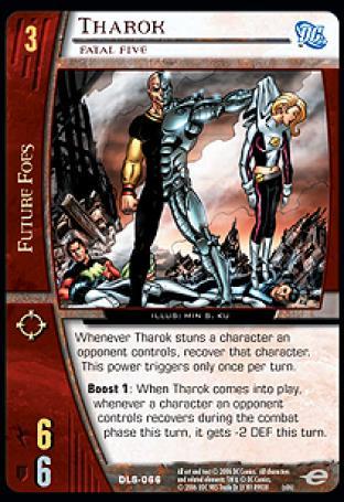 Tharok, Fatal Five