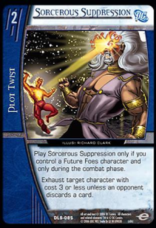 Sorcerous Suppression