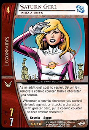 Saturn Girl, Imra Ardeen