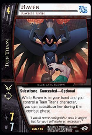Raven, Rachel Roth