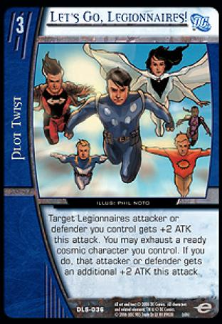 Let's Go, Legionnaires!