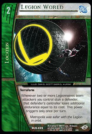 Legion World