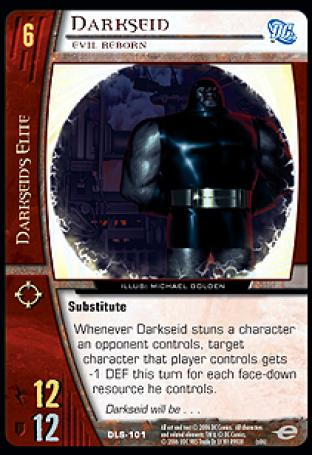 Darkseid, Evil Reborn