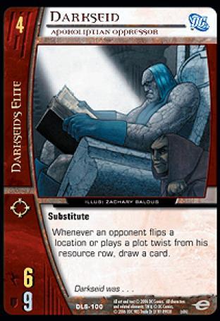 Darkseid, Apokoliptian Oppressor
