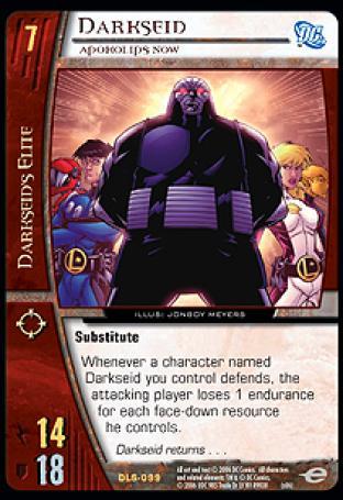 Darkseid, Apokolips Now