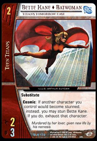 Bette Kane  Batwoman, Titans Tomorrow East