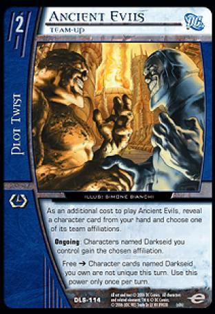 Ancient Evils, Team-Up