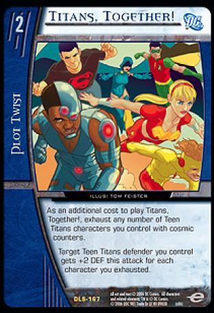 Titans, Together!