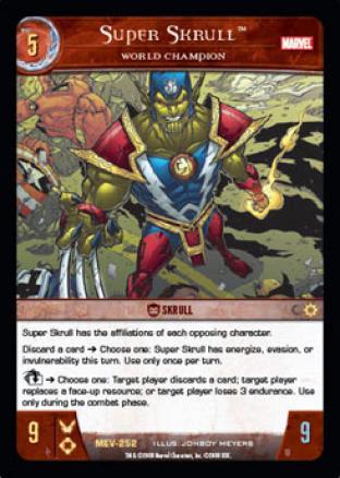 Super Skrull, World Champion