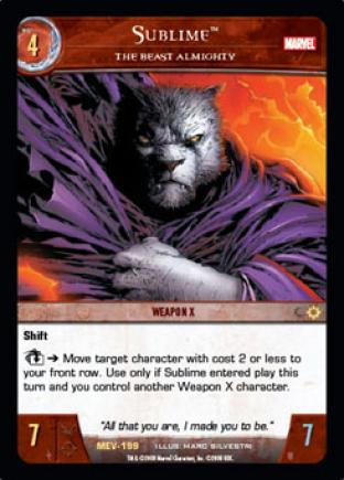 Sublime, The Beast Almighty