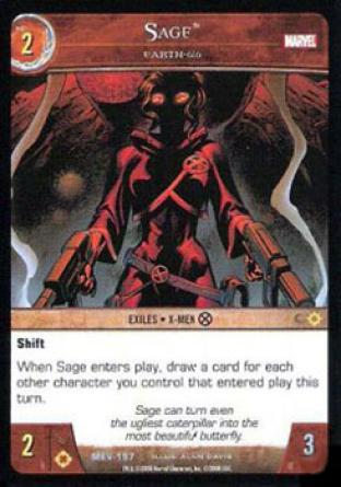 Sage, Earth-616