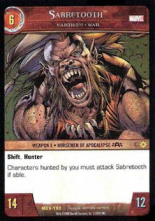 Sabretooth, Earth 295 War