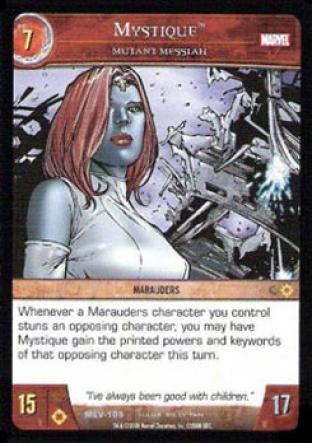 Mystique, Mutant Messiah