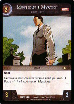 Mystique  Mystiq - Earth-797