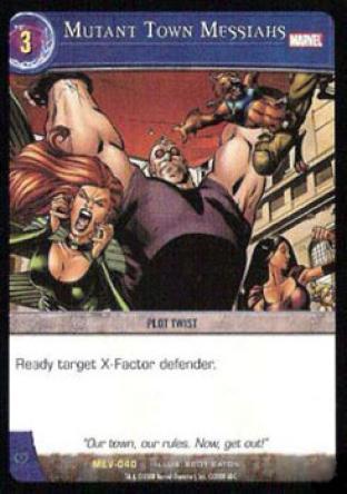 Mutant Town Messiahs