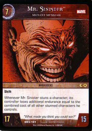 Mr. Sinister, Mutant Messiah