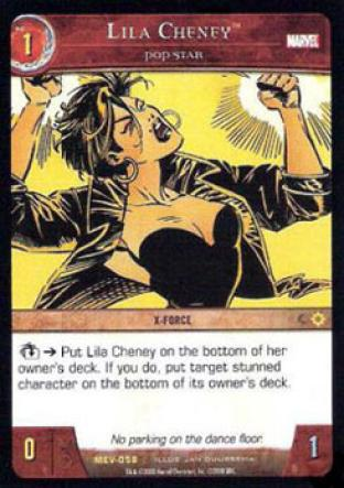 Lila Cheney, Pop Star