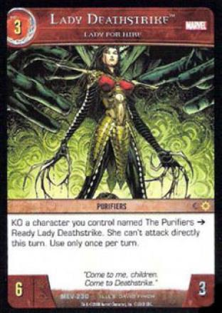 Lady Deathstrike, Lady for Hire