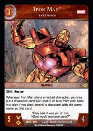 Iron Man, Earth-2020
