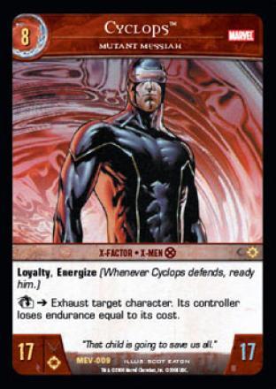 Cyclops, Mutant Messiah