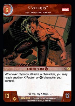 Cyclops, Astonishing X-Man