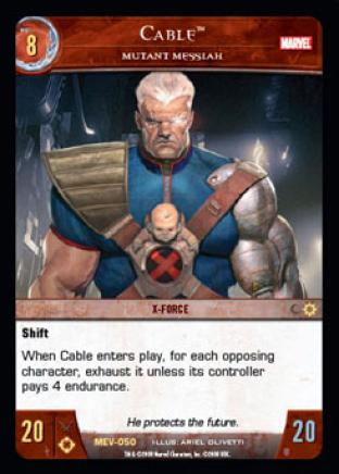 Cable, Mutant Messiah