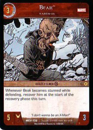 Beak, Earth-616