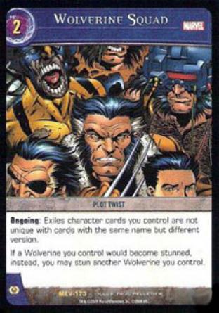 Wolverine Squad