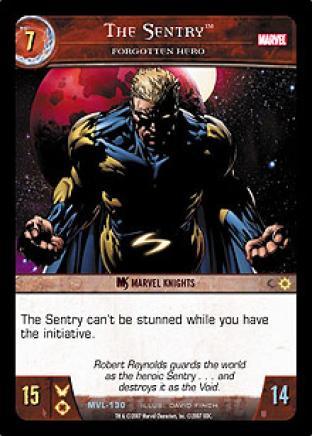 The Sentry, Forgotten Hero