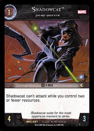 Shadowcat, Phase Shifter