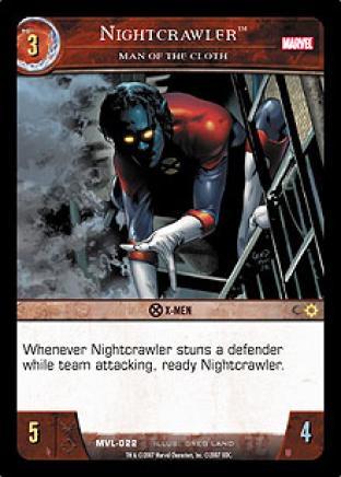 Nightcrawler, Man of the Cloth