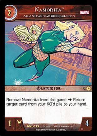 Namorita, Atlantean Warrior Princess