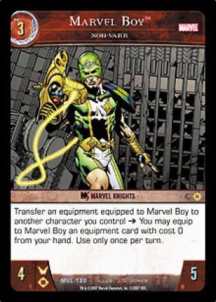 Marvel Boy, Noh-Varr