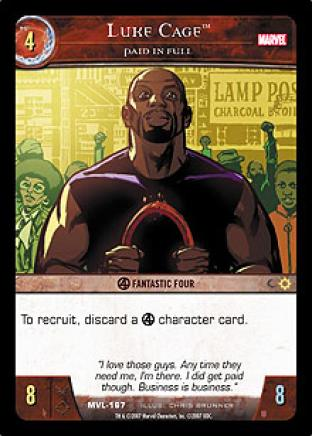 Luke Cage, Paid in Full