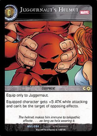 Juggernaut's Helmet