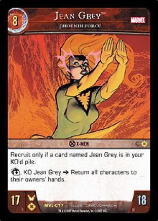 Jean Grey, Phoenix Force