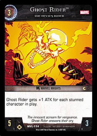 Ghost Rider, The Devil's Rider