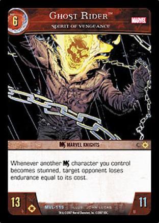 Ghost Rider, Spirit of Vengeance