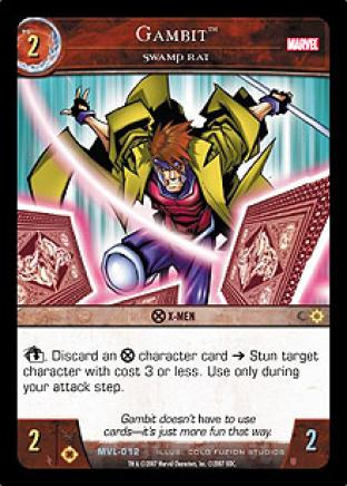 Gambit, Swamp Rat