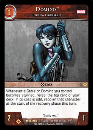 Domino, Neena Thurman