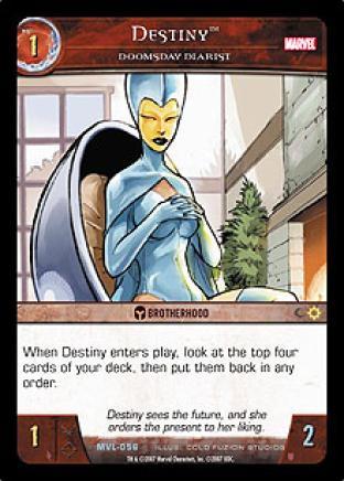 Destiny, Doomsday Diarist