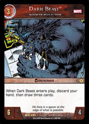Dark Beast, Sinister Reflection
