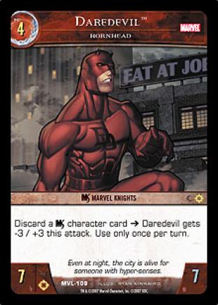 Daredevil, Hornhead