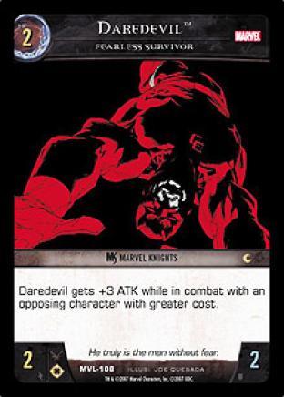 Daredevil, Fearless Survivor