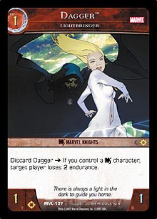 Dagger, Lightbringer