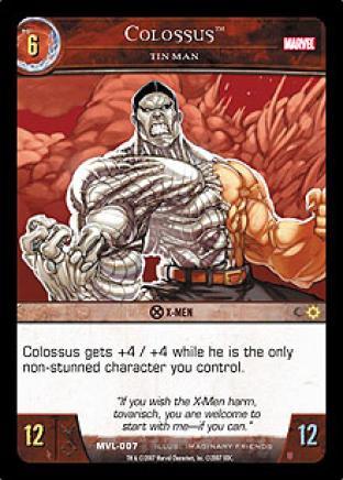 Colossus, Tin Man