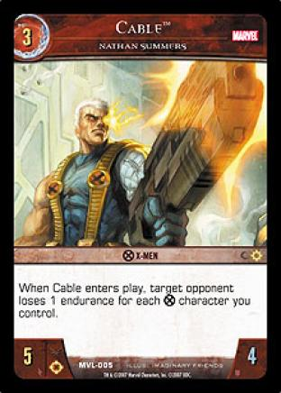 Cable, Nathan Summers