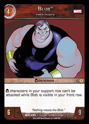 Blob, Fred Dukes