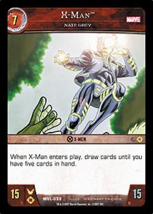 X-Man, Nate Grey
